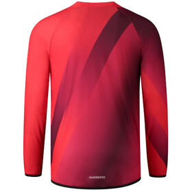 Shimano Fujimi LS Jersey Men, red